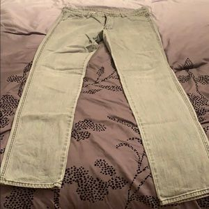 Old navy sweetheart light gray skinny jean